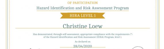 Mitigation of Risks