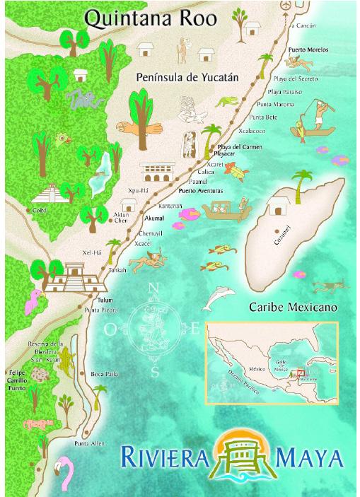 Riviera Maya Diving Caves